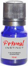 Primal Instinct UNSCENTED for women